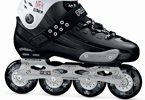 Trans'Roller en Skiroues